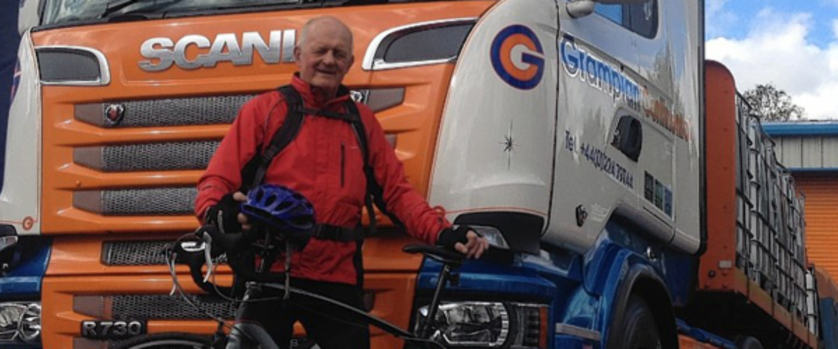 Putting the pedal to the metal in 300 mile cycling challenge for charity