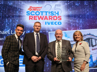 Local Company Wins Top Industry Award